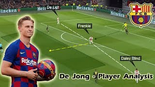 Frenkie de Jong - Player Analysis - Welcome to Barcelona