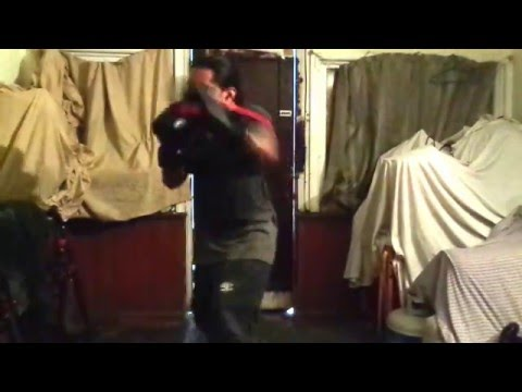 BOXING TRAINING IN THE TRAP PT.3