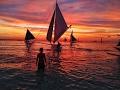 BORACAY BY AIR   WHITE BEACH, THE PHILIPPINES
