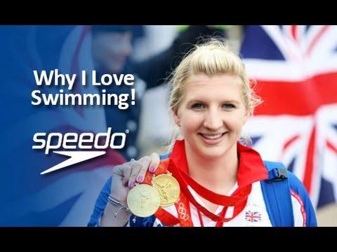 Rebecca Adlington - Why I love swimming - Speedo Classics - Presented by ProSwimwear