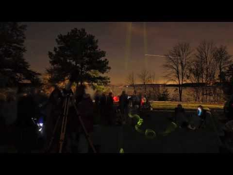 Skywatching Session timelapse at Jordan Lake State Park