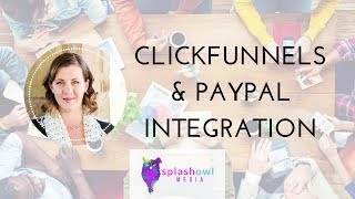 Clickfunnel, PayPal Payment, Order Confirmation Email