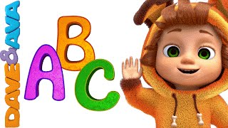 ABC Song | Nursery Rhymes and Abcd Song | Alphabet Song from Dave and Ava