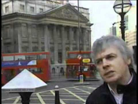 David Icke giving a tour around London City (Babylon-don)