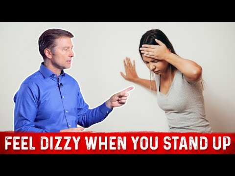 Feel Dizzy When You Stand Up?