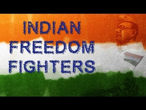 Indian Freedom Fighters - Hindi Patriotic Song Collection video