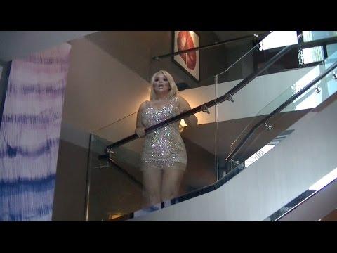 Las Vegas Hotel Room Tour - Cosmopolitan - Lanai Suite
