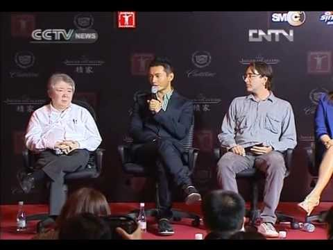 Shanghai Int'l film festival: Should movie stars be producers ?