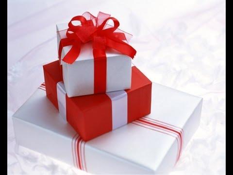 Видео как сделать подарок маме