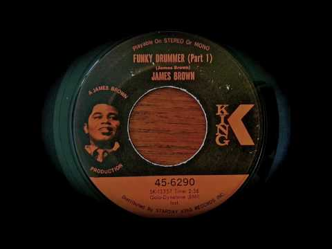 Funky Drummer - James Brown