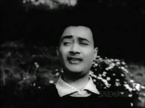 Chetan Rawal - Khoya Khoya Chand - Kala Bazar(1960)