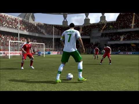 FIFA 12 | Cristiano Ronaldo Skills and Goals Vol. 3