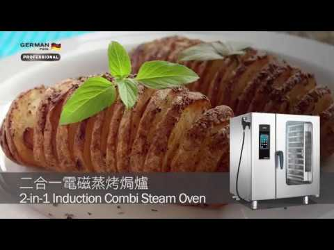 Commercial Induction Kitchen Series Introduction