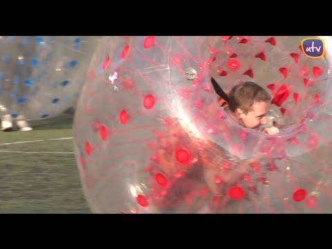 Bubble Football - Szalona Piłka Nożna