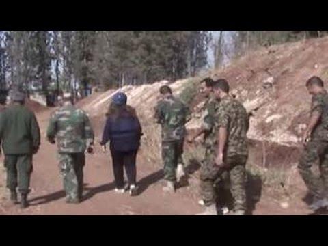 СМИ: сирийцы считают русских героями и спасителями