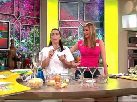 Receta cómo preparar cócteles 01/04/2011