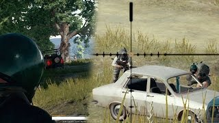 2v4 SQUAD UITDAGING - PU Battlegrounds ft. Emre/ToastmanGames