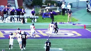 Detrez Newsome Senior Season, Western Carolina University