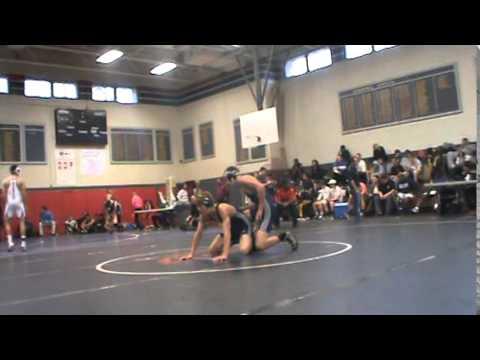 138lbs Oliver Fleischmann (Sanford) vs Matt Reed (Germantown Friends School) - 05/20/2014