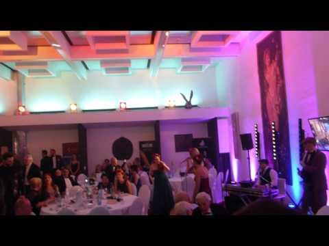 Semperopernball 2017 - Show in der von-Edelmann-Lounge - Live-Video#302
