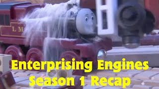 Season 1 Recap - Enterprising Engines