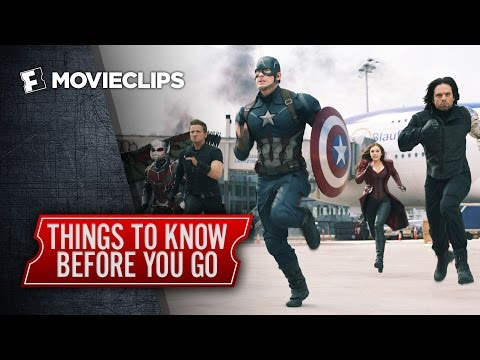 The Russo Brothers' Things To Know Before Watching Captain America: Civial War (2016) HD