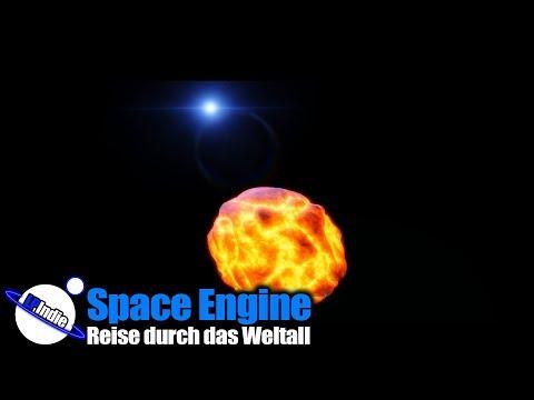 Space Engine - Reise durchs Weltall