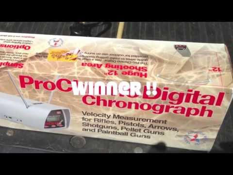 Shooting Chrony F1 vs ProChrono Digital, Ballistic Chronograph Review