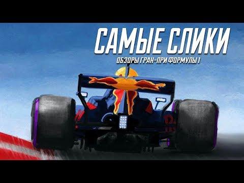 Формула 1 ТОП 10 Команд сезона 2017