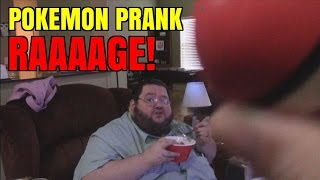 POKEMON PRANK ON FRANCIS