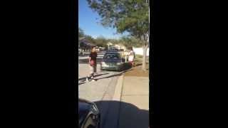Guy Falls Trying to Block Dunk ll Best Fail 2015 (Basketball)