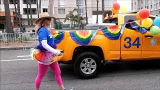 2018 Long Beach Gay Parade (1/2)