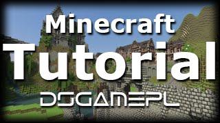 Jak zrobić redstone lamp w grze Minecraft 1.2.3