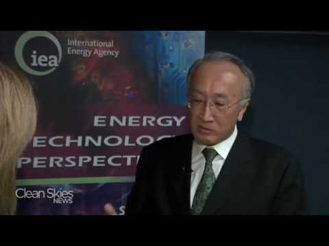 IEA Says Energy Revolution Underway