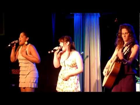 Emma Hunton and Lilli Cooper - If I Aint Got You / Natural Woman Mashup
