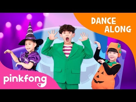 Halloween Dance Party | Halloween Songs | Dance Along | Pinkfong Songs for Children