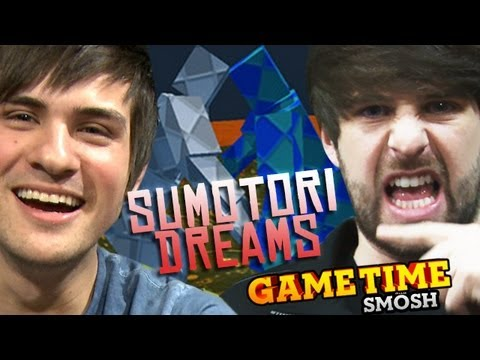 SUMO WRESTLING GONE WRONG (Gametime with Smosh)