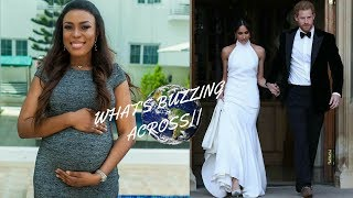 Linda Ikeji reveals pregnancy: Who is the baby Daddy? | Nina set to launch hairline