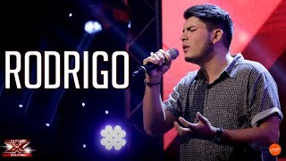 ¡Rodrigo Canta con pasión ante los jueces!  | Audiciones | Factor X Bolivia 2018