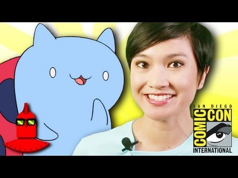San Diego Comic Con 2013 - Breaking Bad & Adventure Time - Toon Buzz on Channel Frederator (Ep. 6)