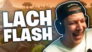 Lachflash mit ELoTRiX in Fortnite | SpontanaBlack