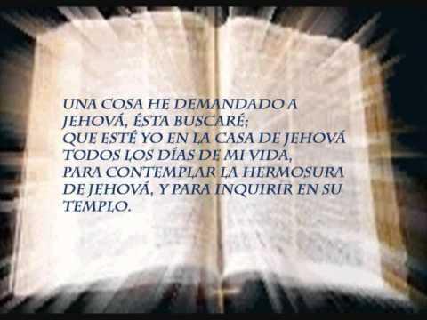 Jehová es mi Luz y mi Salvación - Adolfo Cano R.