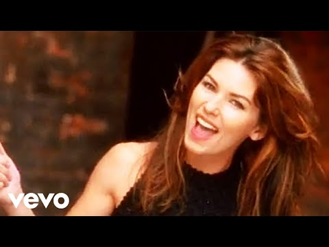 Shania Twain - Don't Be Stupid (You Know I Love You) Music Videos