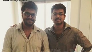 Vijay watches Demonte Colony and wishes the team