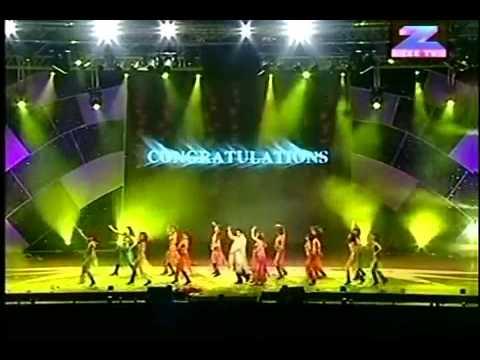Concierto Shahrukh Khan, Rani Mukerji, Saif Ali Khan, Preity Zinta, Priyanka Chopra y Arjun Rampal