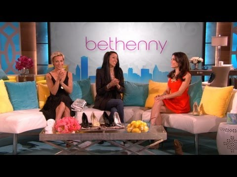 Bethenny in Your Business: Convertible Heels
