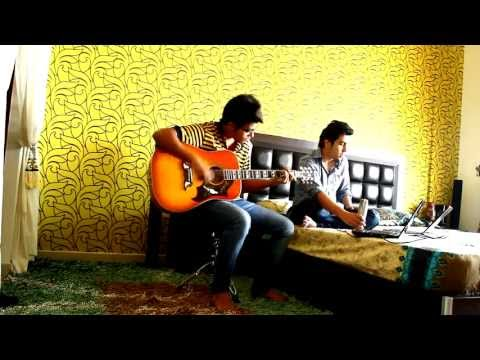 Emptiness and Mere Bina Acoustic Mashup Cover by Shahzeb and...