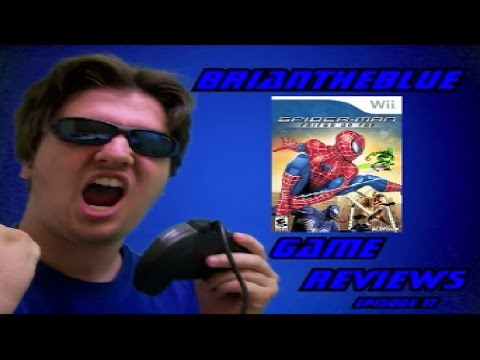 Spider-Man: Friend or Foe (Wii) - BrianTheBlue Game Reviews Episode 17