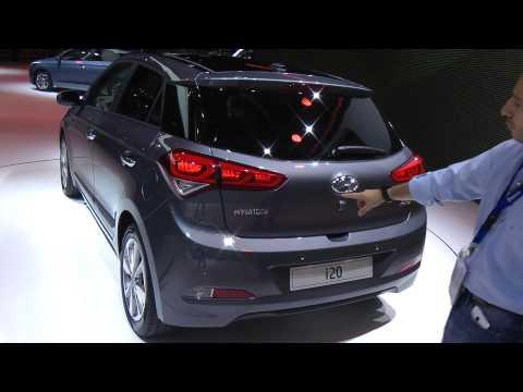 Hyundai i20 | salone i Parigi 2014. HDmotori.it