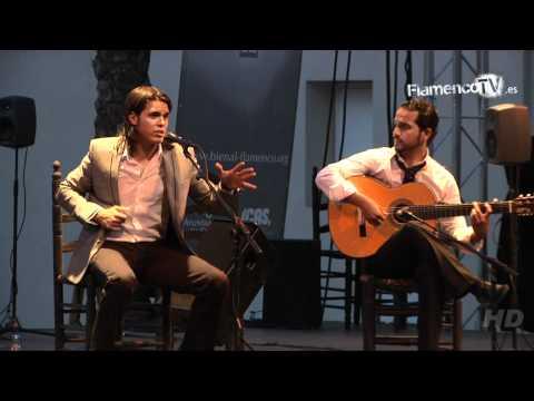 Iván González Carpio - VIII Festival de Jóvenes Flamencos - Sevilla